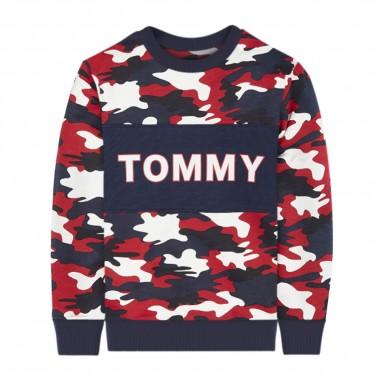 Tommy Hilfiger Kids Felpa Camouflage - Tommy Hilfiger Kids kb0kb05480-tommyhilfigerkids20