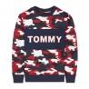 Boys Camouflage Sweatshirt - Tommy Hilfiger Kids
