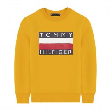 Tommy Hilfiger Kids Boys Golden Glow Sweatshirt - Tommy Hilfiger Kids kb0kb05474-tommyhilfigerkids20
