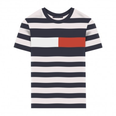 Tommy Hilfiger Kids T-Shirt Righe - Tommy Hilfiger Kids kb0kb05498-tommyhilfigerkids20