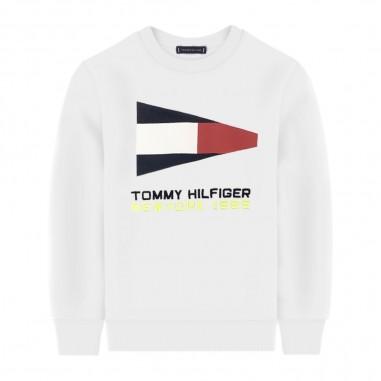 Tommy Hilfiger Kids Boys Sailing Flag Sweatshirt - Tommy Hilfiger Kids kb0kb05650-tommyhilfigerkids20