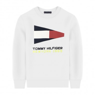 Tommy Hilfiger Kids Felpa Bandiera Nautica - Tommy Hilfiger Kids kb0kb05650-tommyhilfigerkids20