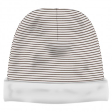 Aventiquattrore Baby Reversible Striped Hat - Aventiquattrore a240354-2114-aventiquattrore20