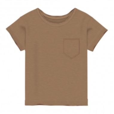 Aventiquattrore T-Shirt Cammello Neonato - Aventiquattrore a240394-2051-aventiquattrore20
