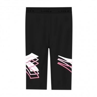 Diadora Girls Black Crop Trousers - Diadora 022831-diadora20