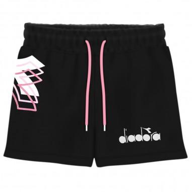 Diadora Girls Jogging Shorts - Diadora 022833-diadora20