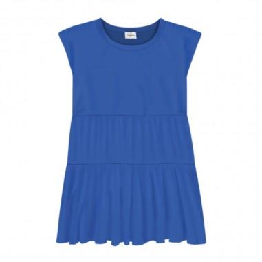Dixie Kids Girls Cornflower Blue Dress - Dixie Kids ab52032g23-dixiekids20