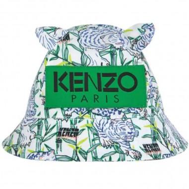 Kenzo Cappello Neonato Jomepal Disco Jungle - Kenzo kq90507-kenzo20