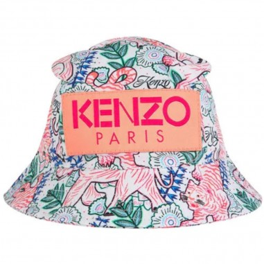 Kenzo Baby Bucket Hat - Kenzo kq90007-kenzo20