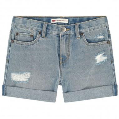 Levi's Shorts Bambina Jeans - Levi's lk3e45363e4536-levis20