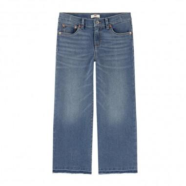Levi's Jeans Cropped Bambina - Levi's lk3ea9313ea931-levis20