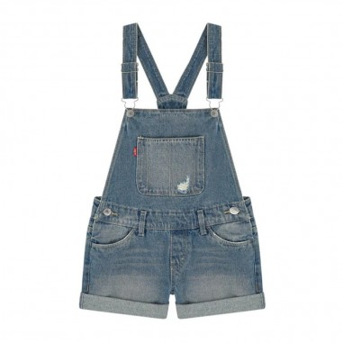 Levi's Salopette Bambina Jeans - Levi's lk3e45383e4538-levis20