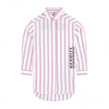 MSGM Girls Wide-Fit Shirt - MSGM 024158-msgm20
