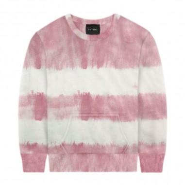 Richmond Felpa Tie Dye Bambina - Richmond kos-pink-richmond20