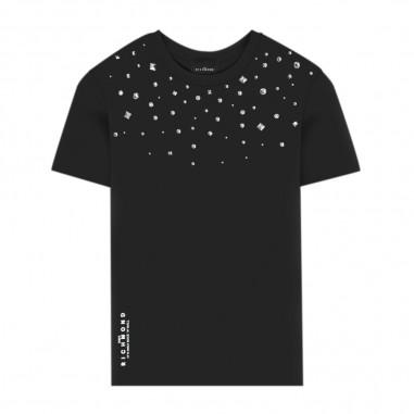 Richmond T-Shirt Borchie Bambini - Richmond elisa-richmond20