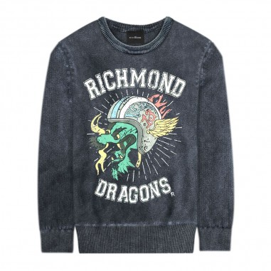 Richmond Boys Dragons Sweater - Richmond fialho-richmond20