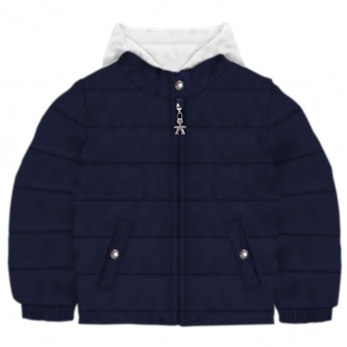 Le Bebé Baby Blue Down Jacket - Le Bebé lbb2544-lebebe20