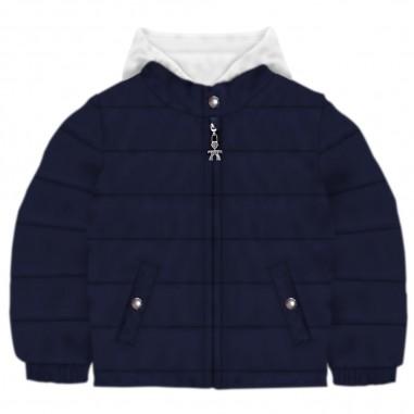 Le Bebé Piumino Blu Neonato - Le Bebé lbb2544-lebebe20