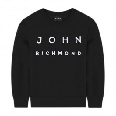 Richmond Felpa Logo Nera - Richmond gaby-black-richmond20