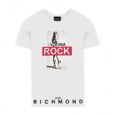 Richmond White Rock T-Shirt - Richmond quardu-richmond20