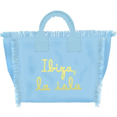 Mc2 Saint Barth Ibiza Canvas Beach Bag - Mc2 Saint Barth col0001-eibi52-mc2saintbarth20