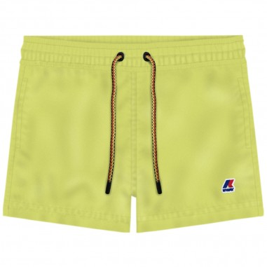 K-Way Costume Verde Hazel Bambino - K-Way k0088g0-v07-kway20