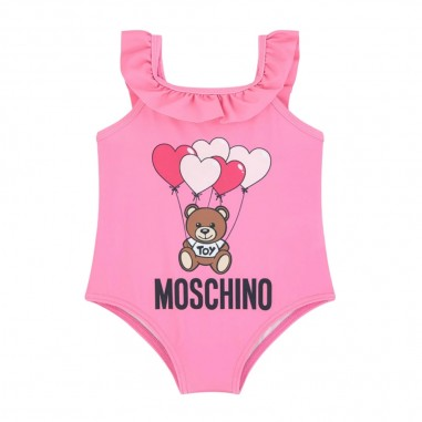 Moschino Kids Baby Girls Swimsuit - Moschino Kids mdl00clka00-moschinokids20