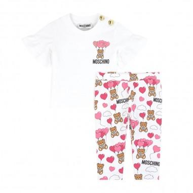 Moschino Kids Girls Baby Outfit - Moschino Kids mdg002lbb24-moschinokids20
