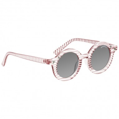 Monnalisa Girls Striped Sunglasses - Monnalisa 935031-9990-monnalisa20