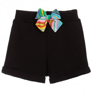 MSGM Girls Cotton Bermuda - MSGM 022098-msgm20