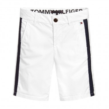 Tommy Hilfiger Kids Boys Tape Chino Shorts - Tommy Hilfiger Kids kb0kb05602-tommyhilfigerkids20