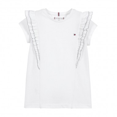 Tommy Hilfiger Kids Top Rouches Bambina - Tommy Hilfiger Kids kg0kg05084-tommyhilfigerkids20