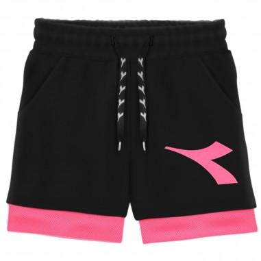 Diadora Shorts Felpa Rete Ragazza - Diadora 022782-diadora20
