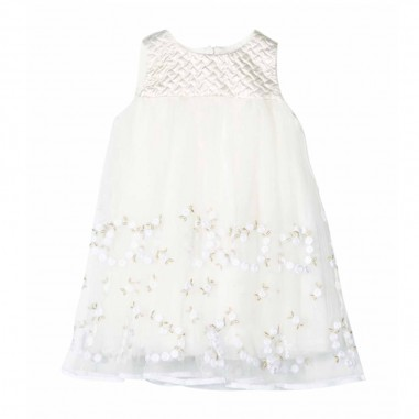 Monnalisa Baby Girls Dress - Monnalisa 735903-monnalisa20