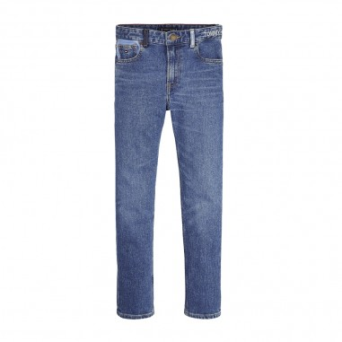 Tommy Hilfiger Kids Jeans Tapered Riciclato Bambino - Tommy Hilfiger Kids kb0kb05390-tommyhilfigerkids20
