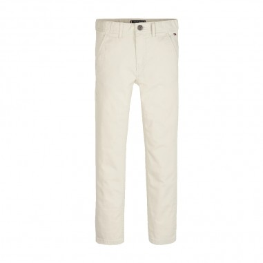 Tommy Hilfiger Kids Boys Slim Chino Trousers - Tommy Hilfiger Kids kb0kb05466-tommyhilfigerkids20