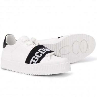 GCDS mini Sneakers Nera Bambini - GCDS mini 022636-gcdsmini20