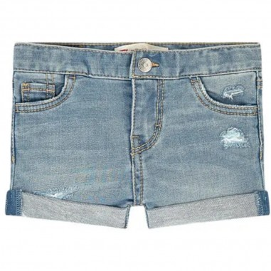 Levi's Baby Girls Denim Shorts - Levi's lk1eb1921eb192-levis20