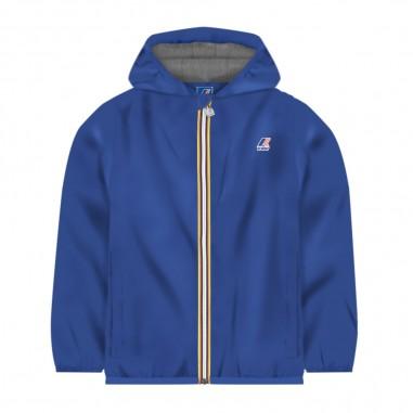 K-Way Jacques Nylon Jersey Jacket - K-Way k007a10-379-kway20
