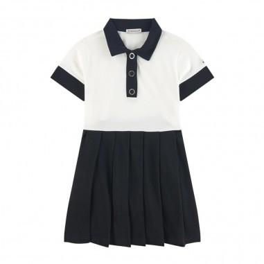 Moncler Abito Colorblock Bambina - Moncler Kids 8i712-10-8496f-moncler20