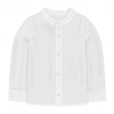 Le Bebé Camicia Neonato Bianca - Le Bebé lbb2494-lebebe20