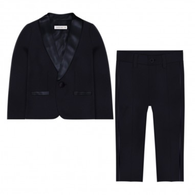 Manuel Ritz Boys Blue Suit - Manuel Ritz mr0980-manuelritz20