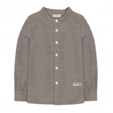 Paolo Pecora Boys Patterned Shirt - Paolo Pecora pp2244-paolopecora20