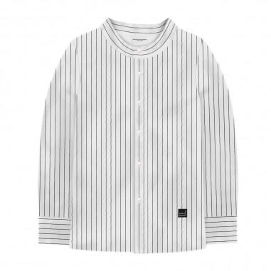 Paolo Pecora Boys Linen Shirt - Paolo Pecora pp2339-paolopecora20