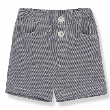 1+ In the Family Baby Bermuda Shorts - 1+ IN THE FAMILY lazzaro-onemoreinthefamily20
