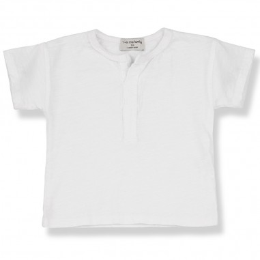 1+ In the Family White Baby T-Shirt - 1+ IN THE FAMILY padua-bianco-onemoreinthefamily20
