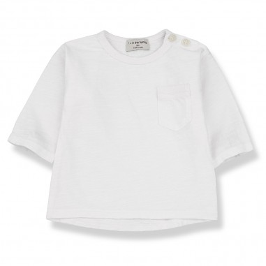 1+ In the Family Long Sleeve Baby T-Shirt - 1+ IN THE FAMILY travi-onemoreinthefamily20
