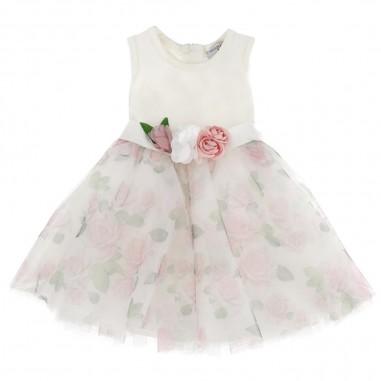 Monnalisa Girls Tulle Dress - Monnalisa 395929f6-monnalisa20
