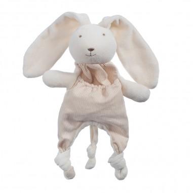 Natura Pura Doudou bunny pacifer carrier - Natura Pura 5017001-naturapura20