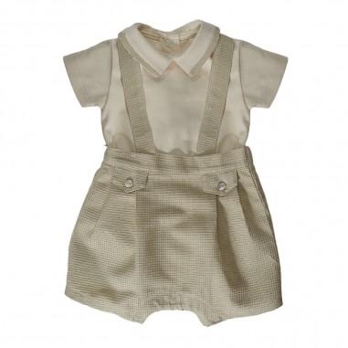 Natura Pura Baby Body & Shorts Set - Natura Pura 033-naturapura20